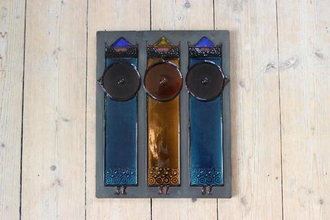 Rorstrand(ロールストランド)/Viking(バイキング)の陶板