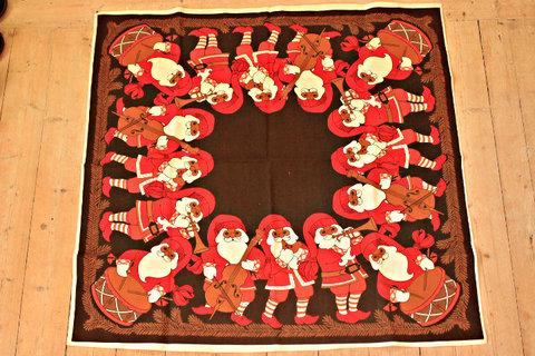 クリスマスファブリック/サンタの音楽隊