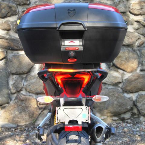 ムルティストラーダ 15- リアボックス用LEDウインカーキット