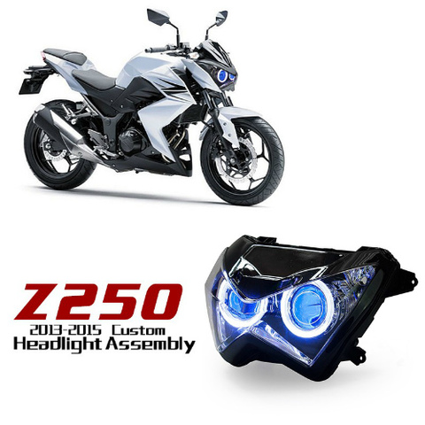 Z250/300 HIDプロジェクターキット