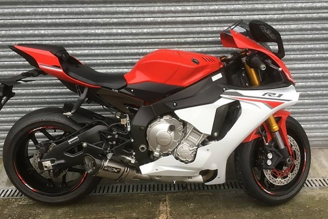 Pipewerx YZF-R1/M R11 Lowマウント