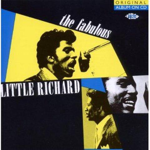 LITTLE RICHARD / FABULOUS LITTLE RICHARD (CD)