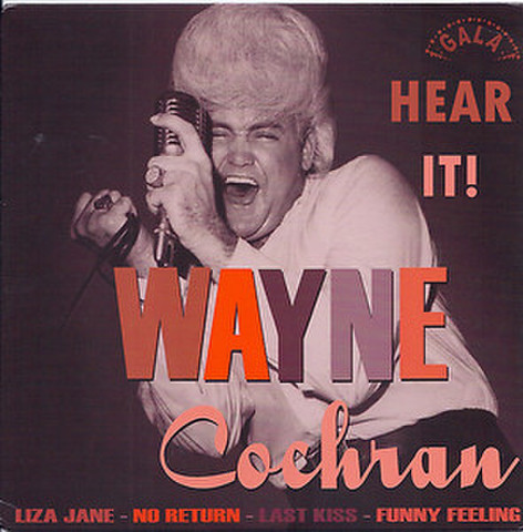 WAYNE COCHRAN / S.T (EP)