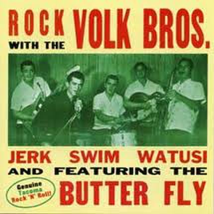 VOLK BROTHERS / ROCK WITH THE (CD)