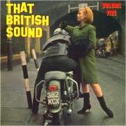 V.A / THAT BRITISH SOUND VOL.5 (CD)
