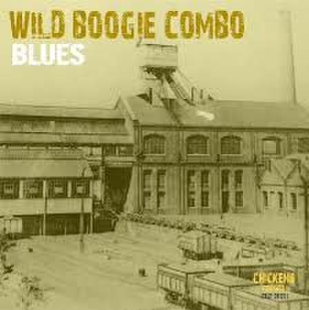 WILD BOOGIE COMBO / BLUES (CD)
