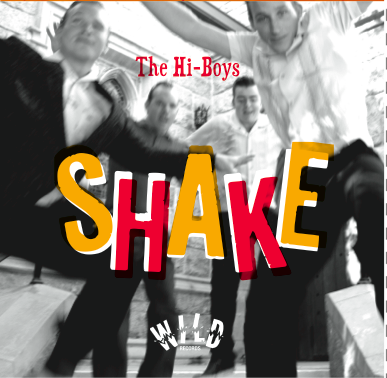 HI-BOYS / SHAKE (CD)