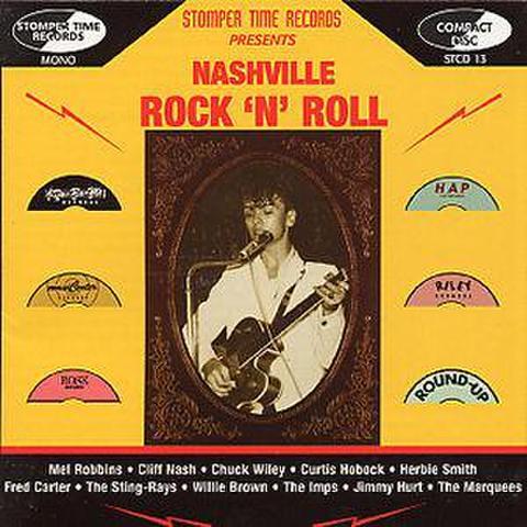V.A / NASHVILLE ROCK 'N' ROLL (CD)