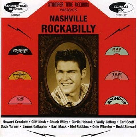 V.A / NASHVILLE ROCKABILLY (CD)