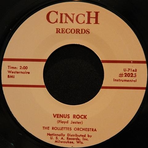"""ROLLETTES / VENUS ROCK (7"""")"""