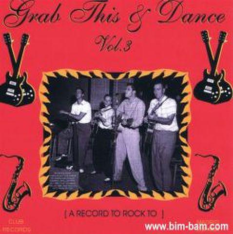 V.A / GRAB THIS & DANCE VOL.3 (CD-R)