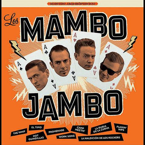 LOS MAMBO JAMBO / S.T (CD)