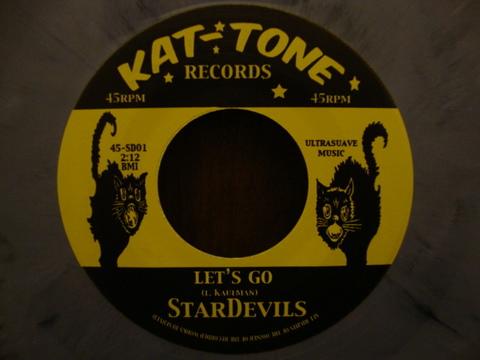 "STARDEVILS / LET'S GO (7"")"
