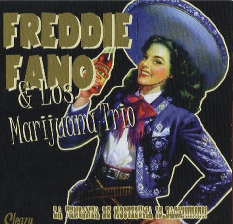 FREDDIE FANO & LOS MARIJUANA TRIO / S.T (CD)