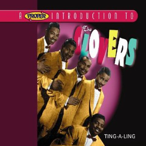 CLOVERS / TING A LING (CD)