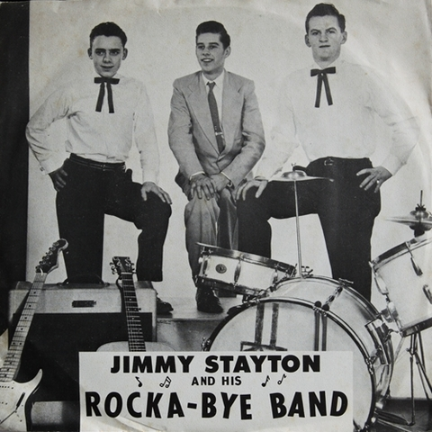 """JIMMY STAYTON / YOU'RE GONNA TREAT ME RIGHT (7"""")"""
