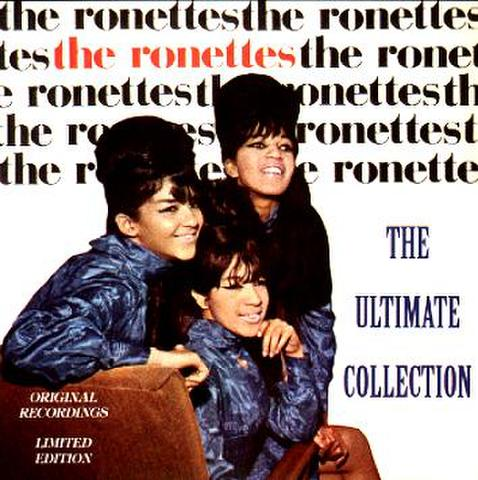 RONETTES / ULTIMATE COLLECTION (CD)