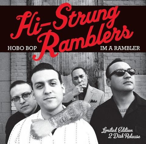 HI-STRUNG RAMBLERS / HOBO BOP ; I'M A RAMBLER (2CD)
