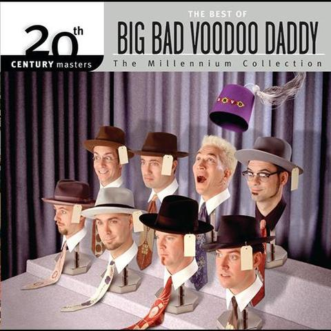 BIG BAD VOODOO DADDY / BEST OF (CD)