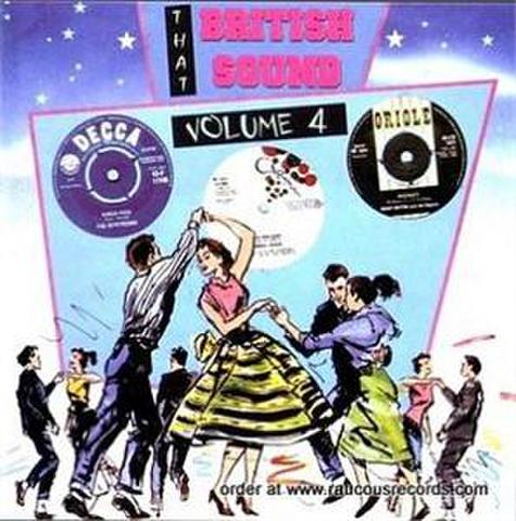 V.A / THAT BRITISH SOUND VOL.4 (CD)