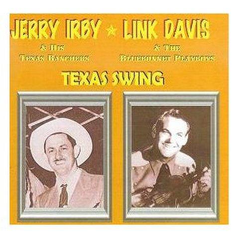 JERRY IRBY & LINK DAVIS / TEXAS SWING (CD)