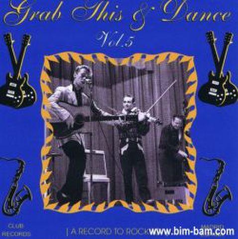 V.A / GRAB THIS & DANCE VOL.5 (CD-R)