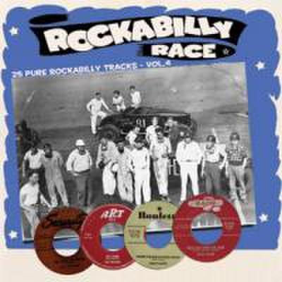 V.A / ROCKABILLY RACE VOL.4 (CD)