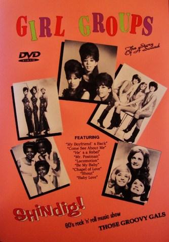 GIRL GROUPS(DVD)