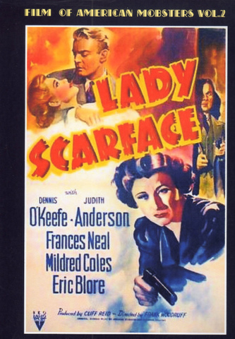 LADY SCARFACE (DVD)