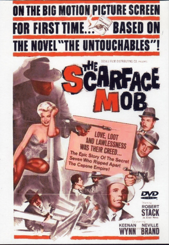 THE SCARFACE MOB (DVD)