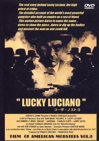 LUCKY LUCIANO (DVD)