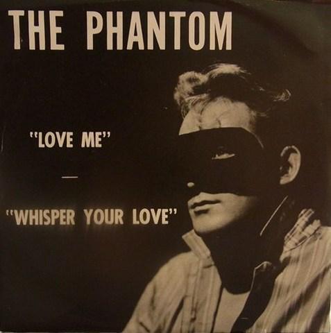 """PHANTOM / LOVE ME (7"""")"""