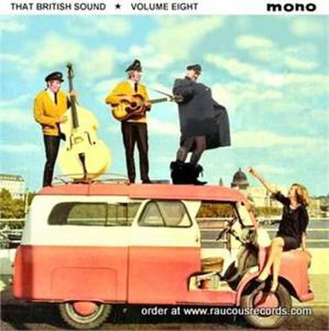 V.A / THAT BRITISH SOUND VOL.8 (CD)