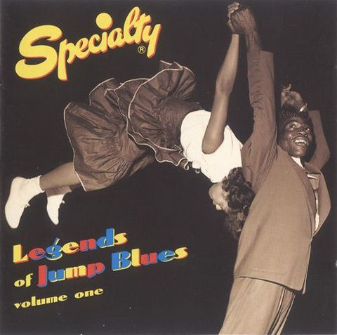 V.A / SPECIALTY LEGENDS OF JUMP BLUES (CD)