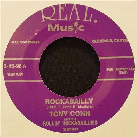 "TONNY CONN / ROCKABILLY (7"")"