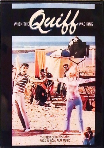 When The Quiff Was King(DVD)