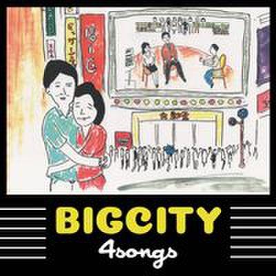 Big City - 4 Songs EP (CD)