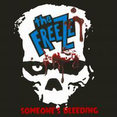 fix-75 : The Freeze - Someone's Bleeding (CD)