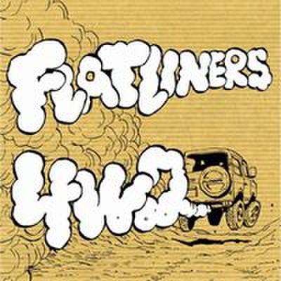 フラットライナーズ - 4WD (CD)