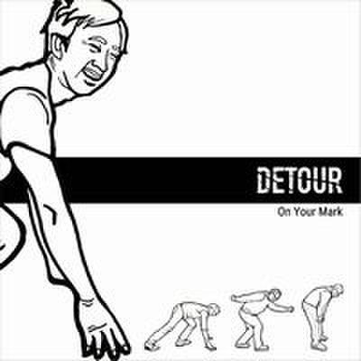 Detour - On Your Mark (CD)