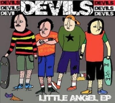 Devils - Little Angel (CD)