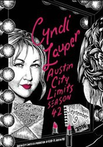 CYNDI LAUPER/(DVD-R)AUSTIN CITY LIMITS[21813]