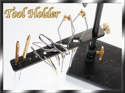フライ バイス用ツールホルダー Tools Holder アルミ黒