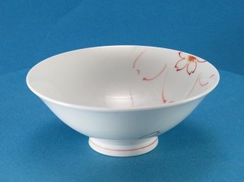 有田焼 藍桜 3.4飯碗
