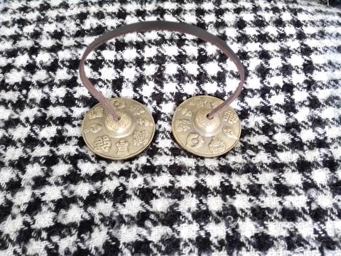 チベタンベル(真鍮タイプ)