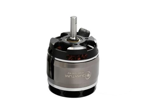 Quantum Brushiess Heli Motor 4120-1200KV Goblin500 HE003