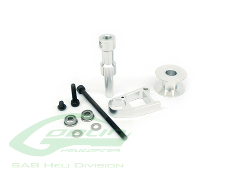 Aluminum Tail Belt Tensioner - Goblin 630/700 Competition [H0174-S]