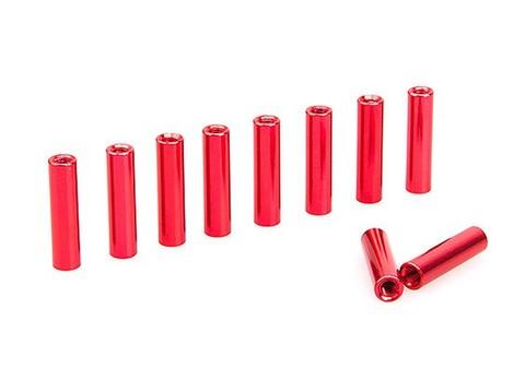 Rctimer M3x25mm Aluminium Standoff (10pc/bag)