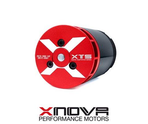 Xnova XTS 2618-1860kv Aシャフト T-REX450 6S他