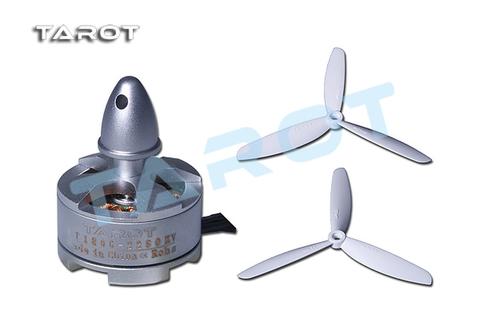 Tarot MT1806 positive self-locking screw motor / silver cap TL30